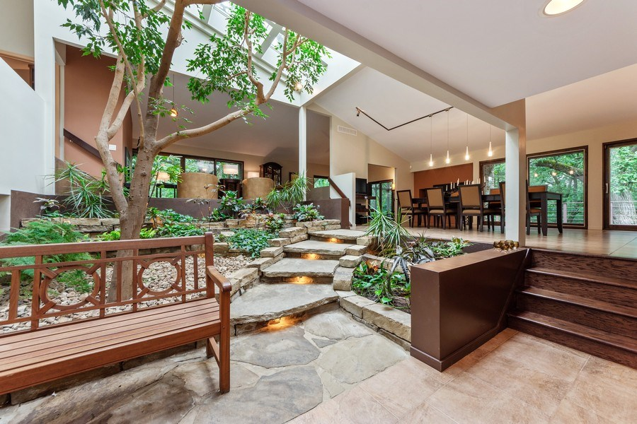 Real Estate Photography - 3 Wood Rock Rd, Barrington Hills, IL, 60010 -