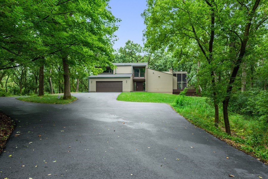 Real Estate Photography - 3 Wood Rock Rd, Barrington Hills, IL, 60010 - Front View