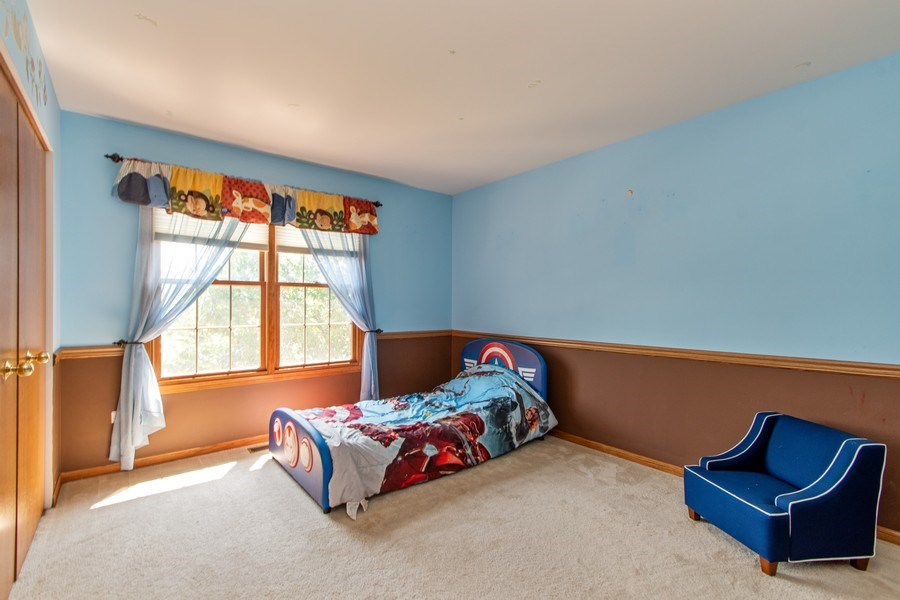 Real Estate Photography - 18284 Semmler Drive, Tinley Park, IL, 60487 - 4th Bedroom