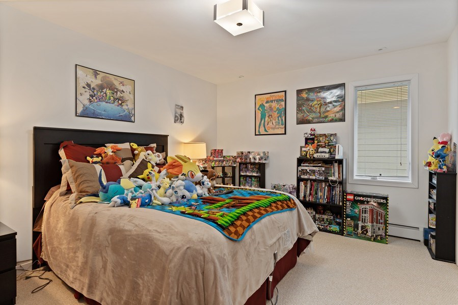 Real Estate Photography - 33842 North Lake Shore Dr, Gages Lake, IL, 60030 - Bedroom