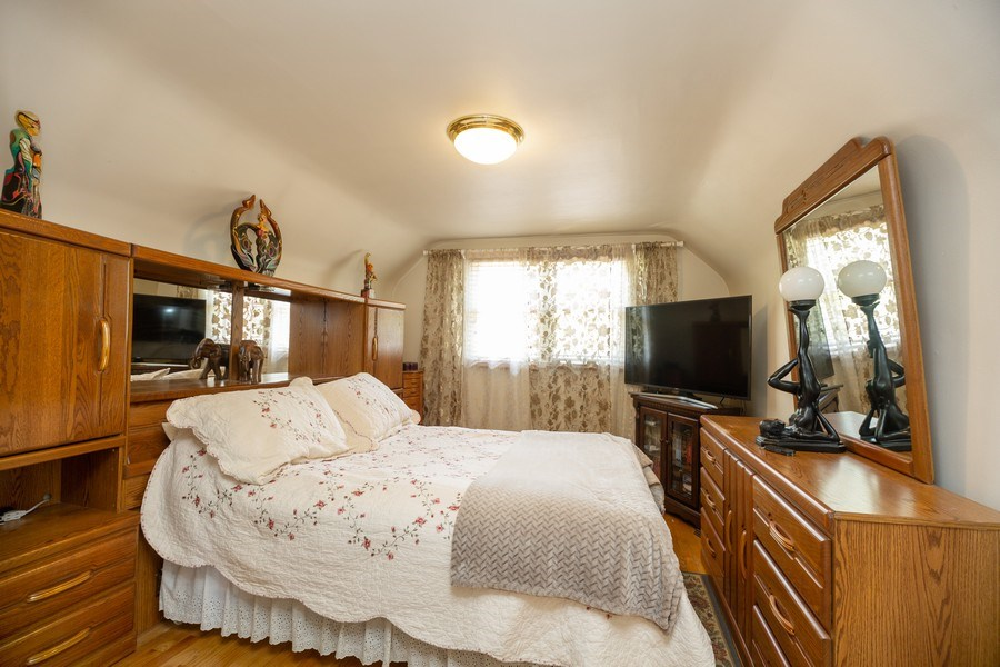 Real Estate Photography - 1326 E. Northwest Highway, Arlington Heights, IL, 60004 - Master Bedroom