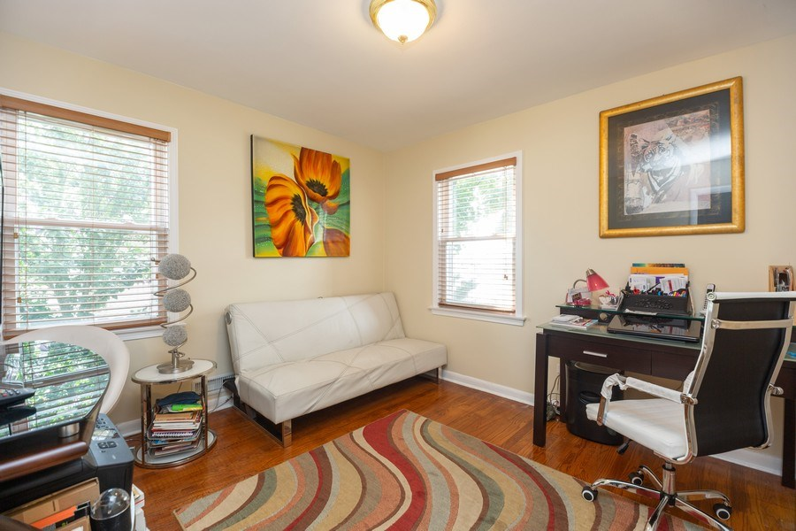 Real Estate Photography - 1326 E. Northwest Highway, Arlington Heights, IL, 60004 - 2nd Bedroom