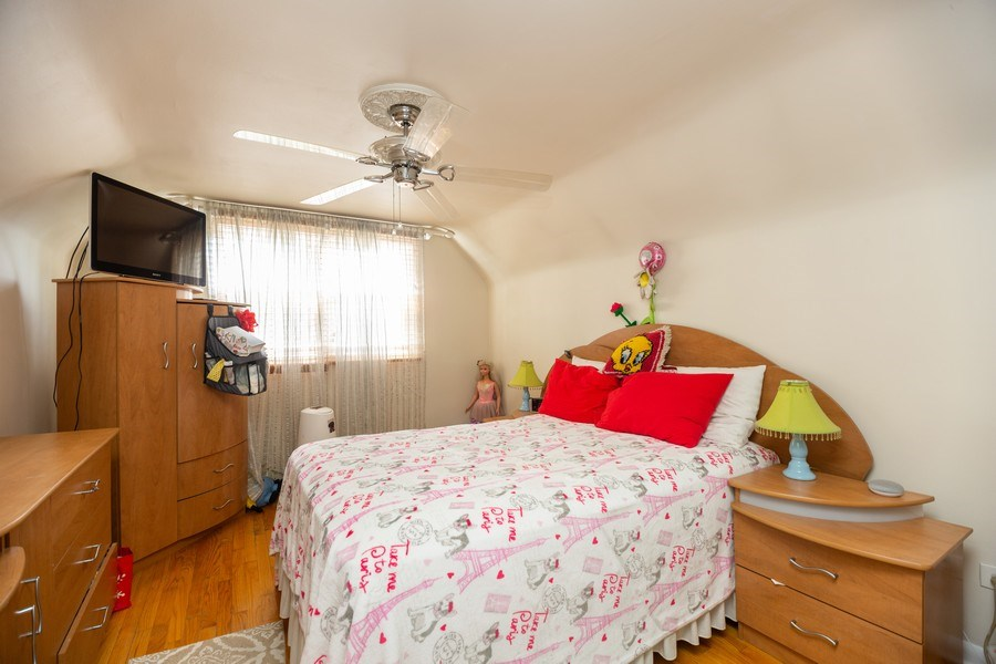 Real Estate Photography - 1326 E. Northwest Highway, Arlington Heights, IL, 60004 - Bedroom
