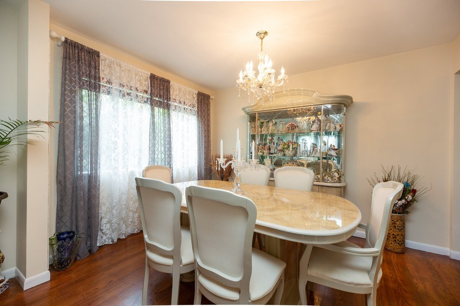 Real Estate Photography - 1326 E. Northwest Highway, Arlington Heights, IL, 60004 - Dining Room