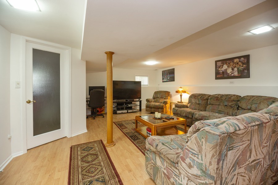 Real Estate Photography - 1326 E. Northwest Highway, Arlington Heights, IL, 60004 - Basement