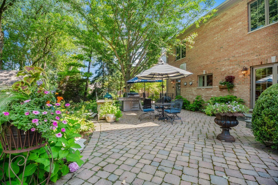 Real Estate Photography - 618 N. Scottsvale Lane, Arlington Heights, IL, 60004 - Terrace