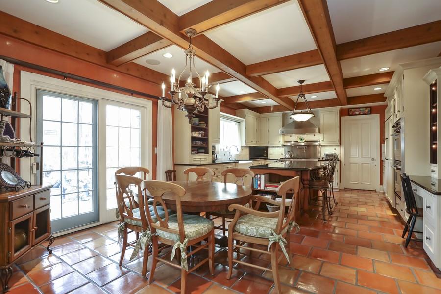 Real Estate Photography - 618 N. Scottsvale Lane, Arlington Heights, IL, 60004 - Breakfast Room