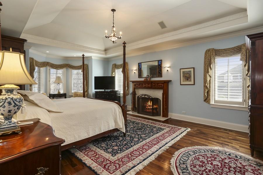 Real Estate Photography - 618 N. Scottsvale Lane, Arlington Heights, IL, 60004 - Master Bedroom