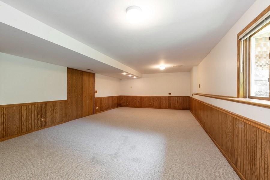 Real Estate Photography - 318 E. Sunnyside Avenue, Libertyville, IL, 60048 - Basement