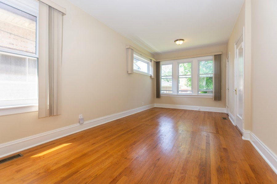 Real Estate Photography - 8018 South Calumet Ave, Chicago, IL, 60619 - Master Bedroom