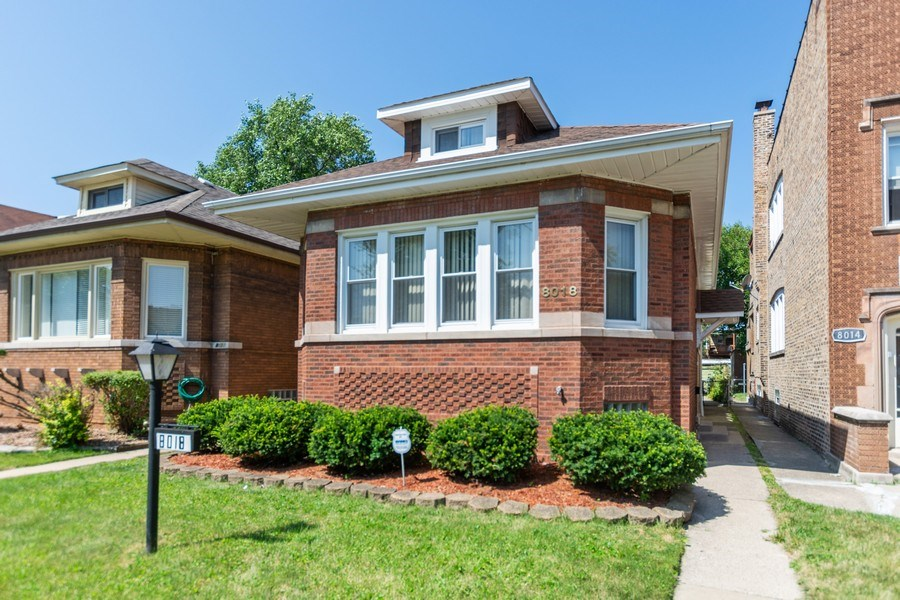 Real Estate Photography - 8018 South Calumet Ave, Chicago, IL, 60619 - Front View