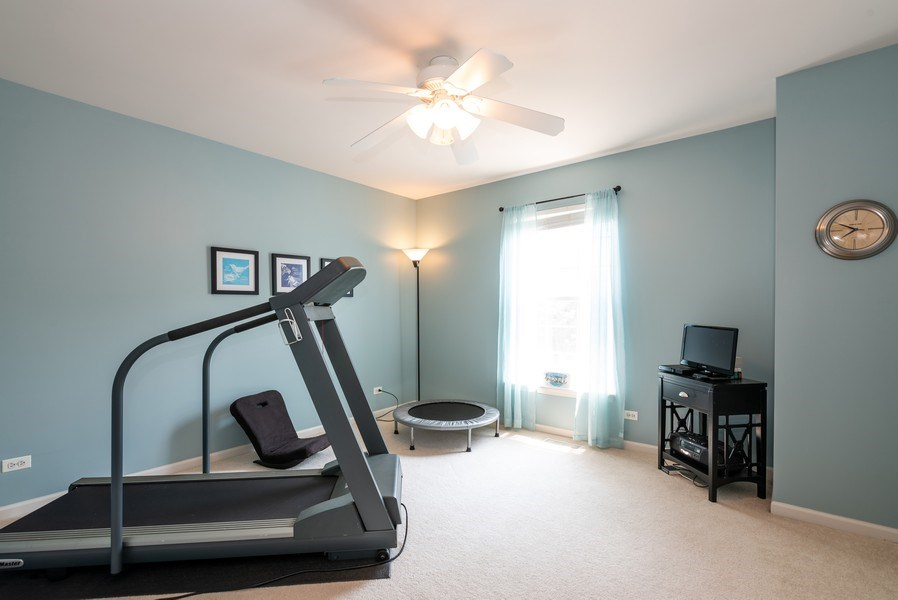 Real Estate Photography - 2662 Connolly Lane, West Dundee, IL, 60118 - 3rd Bedroom