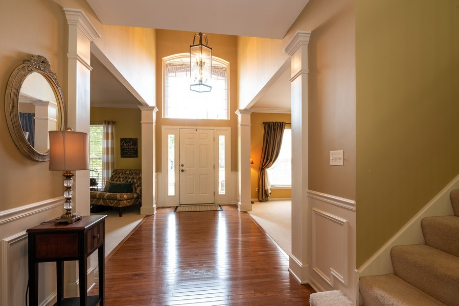 Real Estate Photography - 2662 Connolly Lane, West Dundee, IL, 60118 - Foyer