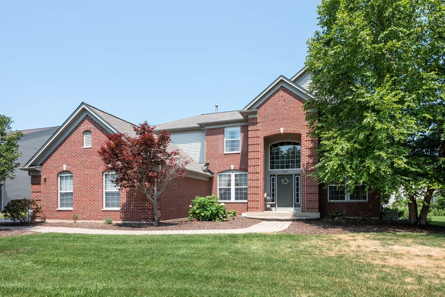 Real Estate Photography - 2662 Connolly Lane, West Dundee, IL, 60118 - Front View