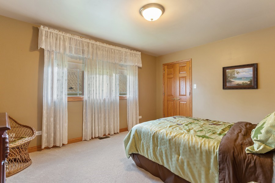Real Estate Photography - 20231 Brendan St, Frankfort, IL, 60423 - 2nd Bedroom