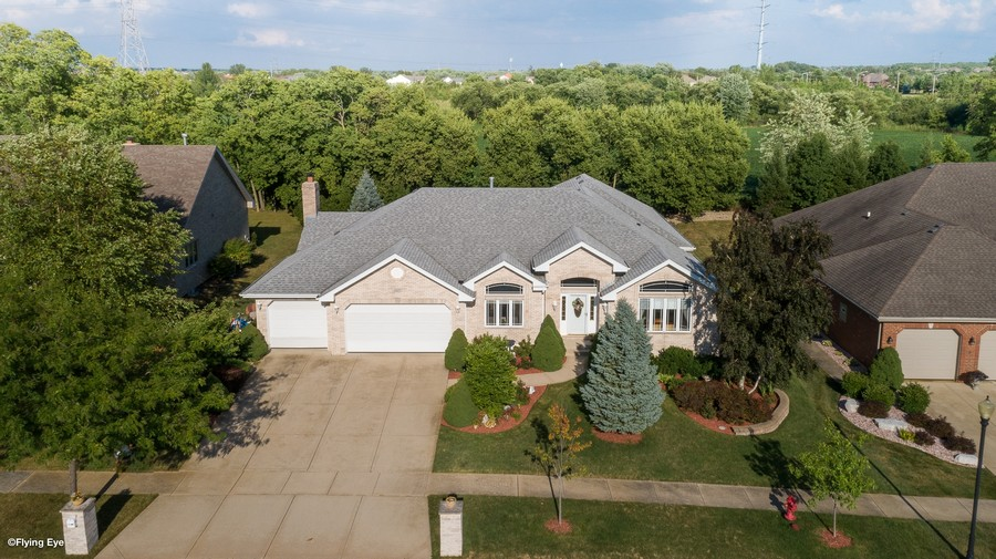 Real Estate Photography - 20231 Brendan St, Frankfort, IL, 60423 -