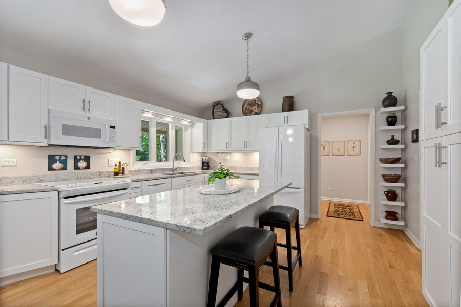 Real Estate Photography - 941 Anne Road, Naperville, IL, 60540 - The perfect kitchen design!