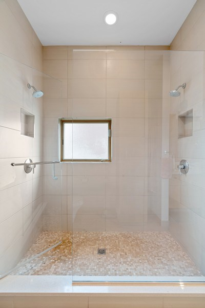 Real Estate Photography - 650 East Oakwood Blvd, Chicago, IL, 60653 - Master Bathroom
