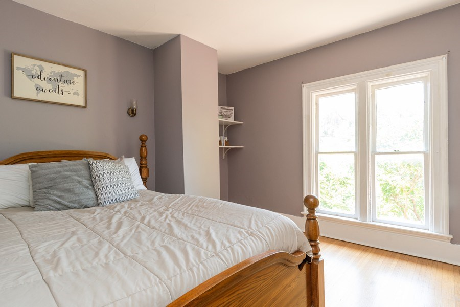 Real Estate Photography - 240 South Lincoln Ave, Aurora, IL, 60505 - 2nd Bedroom