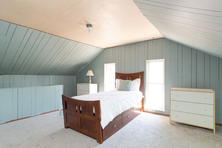 Real Estate Photography - 240 South Lincoln Ave, Aurora, IL, 60505 - 4th Bedroom