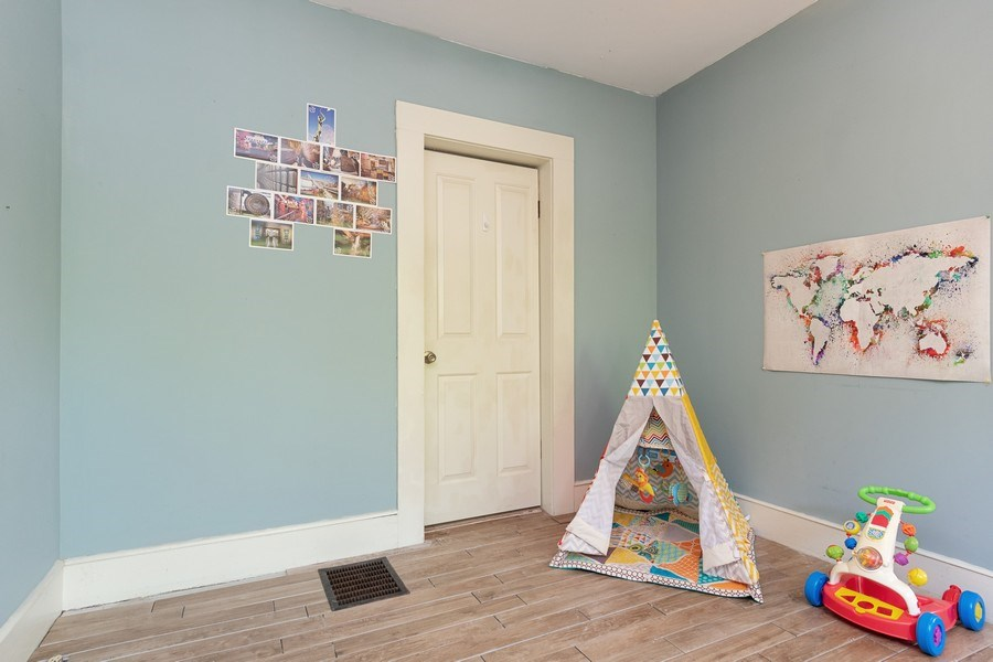 Real Estate Photography - 240 South Lincoln Ave, Aurora, IL, 60505 - Den