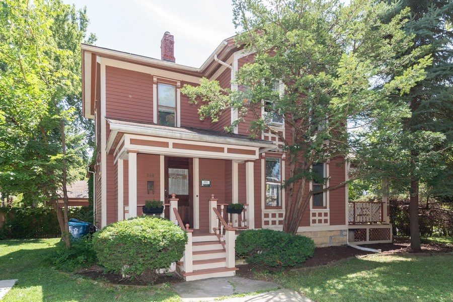 Real Estate Photography - 240 South Lincoln Ave, Aurora, IL, 60505 - Front View