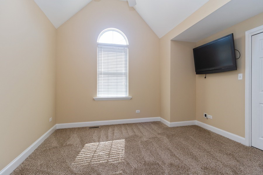 Real Estate Photography - 25734 South Truman St, Monee, IL, 60449 - 3rd Bedroom