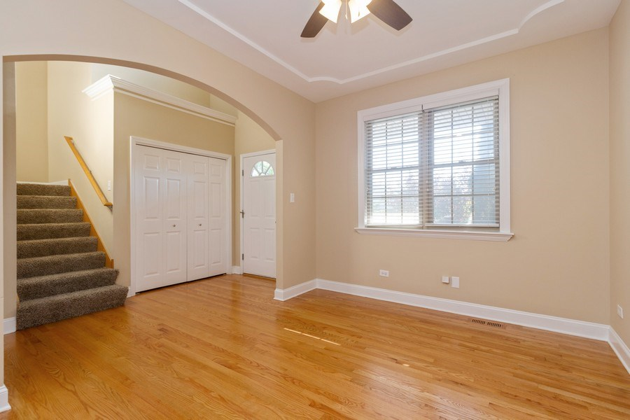 Real Estate Photography - 25734 South Truman St, Monee, IL, 60449 - Living Room