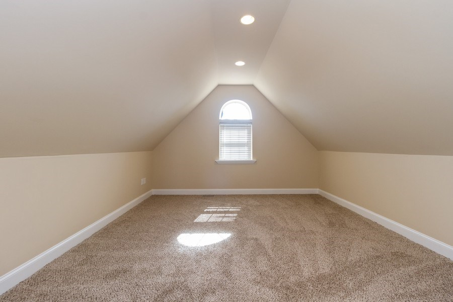 Real Estate Photography - 25734 South Truman St, Monee, IL, 60449 - Master Bedroom Suite