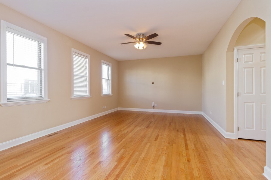 Real Estate Photography - 25734 South Truman St, Monee, IL, 60449 - Family Room
