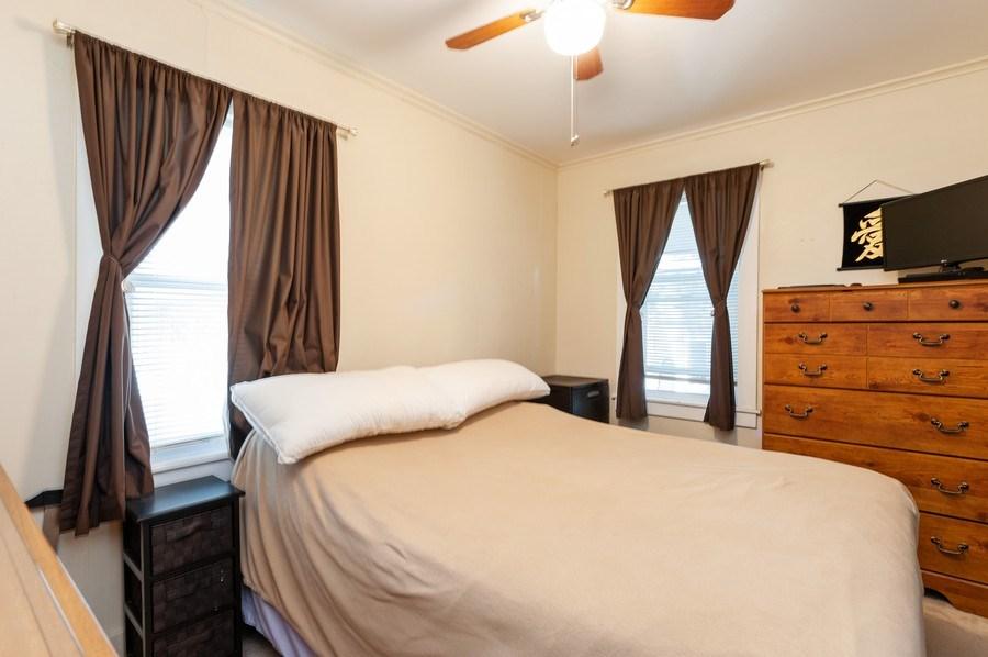Real Estate Photography - 16 Arlington Road, Fox Lake, IL, 60020 - Bedroom