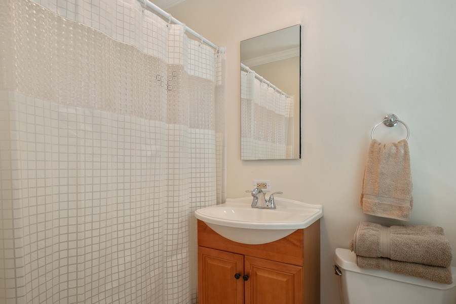 Real Estate Photography - 2600 Sheridan Road, Highland Park, IL, 60035 - 3rd Bathroom