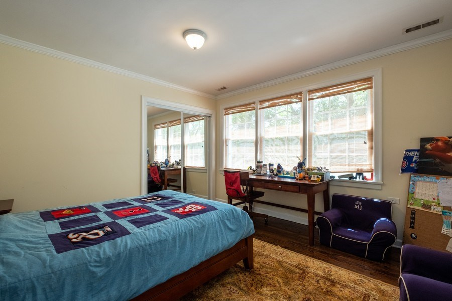 Real Estate Photography - 2600 Sheridan Road, Highland Park, IL, 60035 - 2nd Bedroom