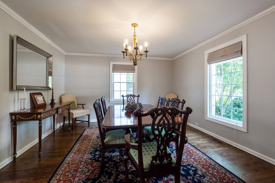 Real Estate Photography - 2600 Sheridan Road, Highland Park, IL, 60035 - Dining Room