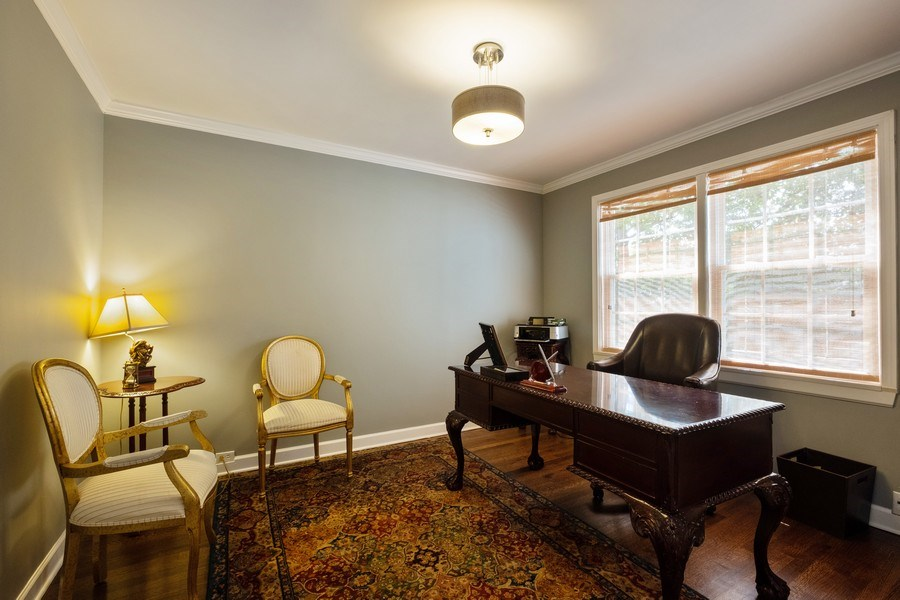 Real Estate Photography - 2600 Sheridan Road, Highland Park, IL, 60035 - Office