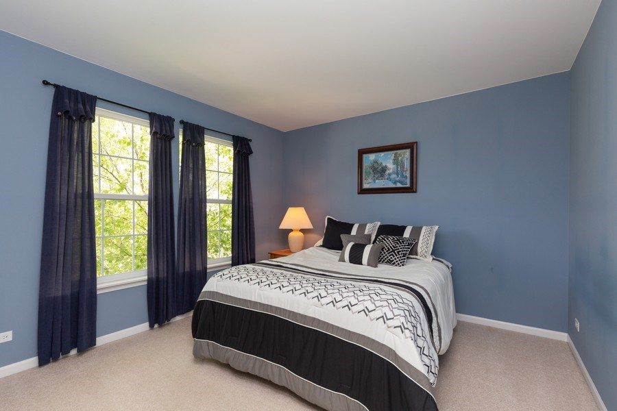 Real Estate Photography - 2689 Spruce Drive, West Dundee, IL, 60118 - 4th Bedroom