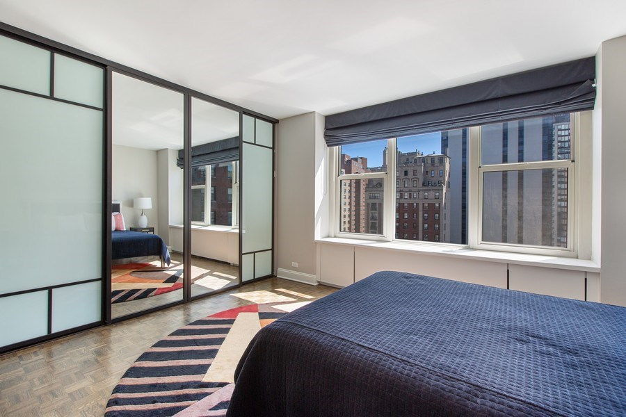 Real Estate Photography - 1325 North State Pkwy, 12E, Chicago, IL, 60610 - 2nd Bedroom