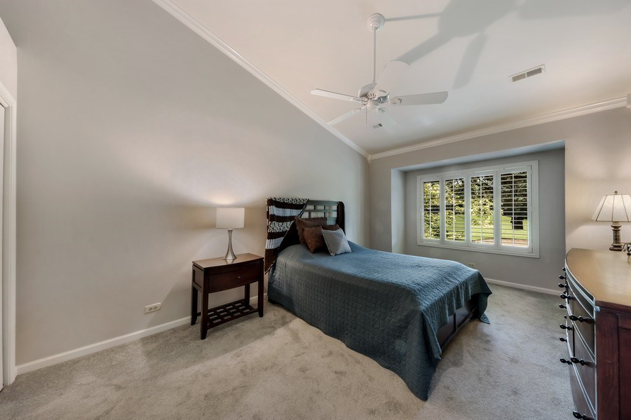 Real Estate Photography - 669 Golf Lane, Unit 669, Lake Barrington, IL, 60010 - Master Bedroom