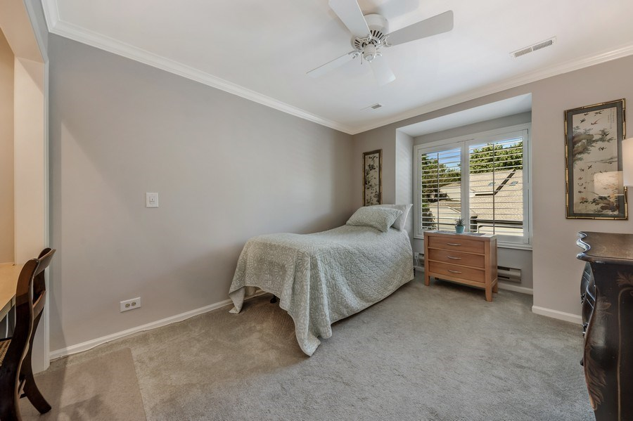 Real Estate Photography - 669 Golf Lane, Unit 669, Lake Barrington, IL, 60010 - 2nd Bedroom