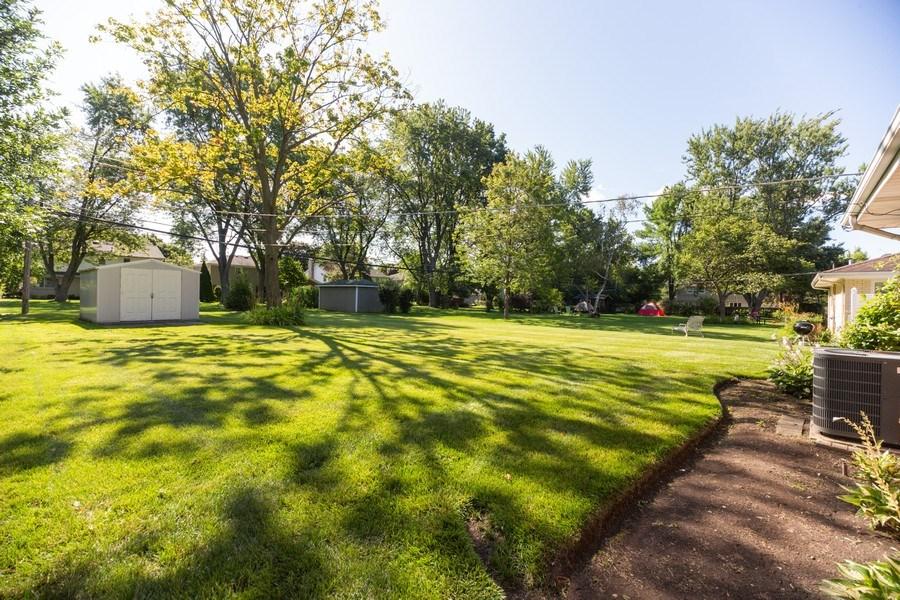 Real Estate Photography - 221 S. Fernandez Avenue, Arlington Heights, IL, 60005 - Back Yard