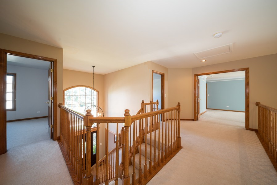 Real Estate Photography - 1640 Quail Way, Crystal Lake, IL, 60014 - Loft