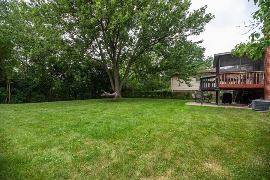 Real Estate Photography - 619 West Hackberry Dr, Arlington Heights, IL, 60004 - Back Yard