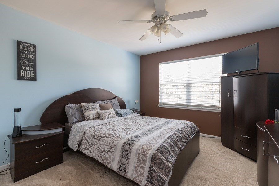 Real Estate Photography - 37517 Lyons Woods Court, Beach Park, IL, 60087 - 2nd Bedroom