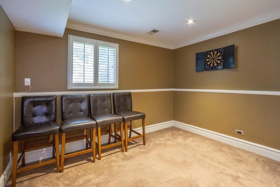 Real Estate Photography - 6 Westmoreland Ct, Woodridge, IL, 60517 - Lower Level
