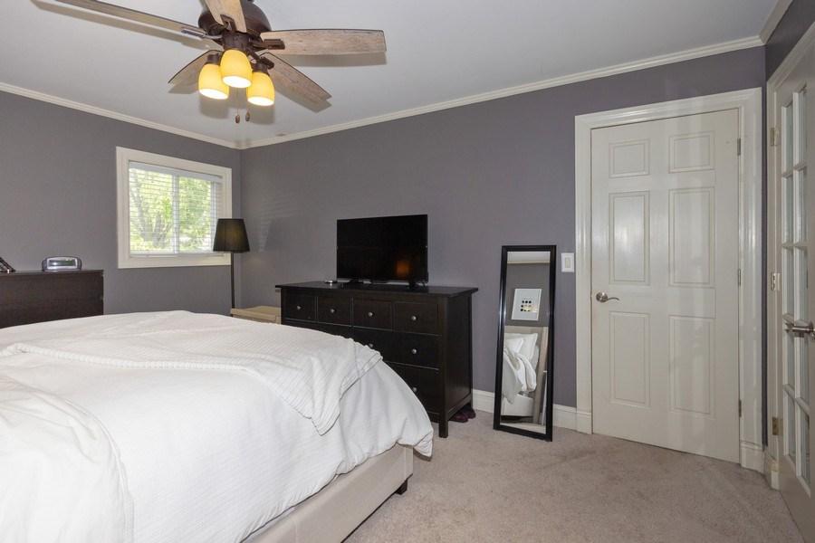 Real Estate Photography - 6 Westmoreland Ct, Woodridge, IL, 60517 - Master Bedroom