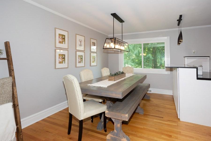 Real Estate Photography - 6 Westmoreland Ct, Woodridge, IL, 60517 - Dining Room