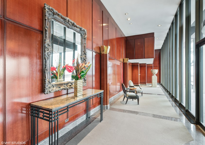 Real Estate Photography - 1240 N. LAKE SHORE Drive, Unit 8A, Chicago, IL, 60610 - Lobby