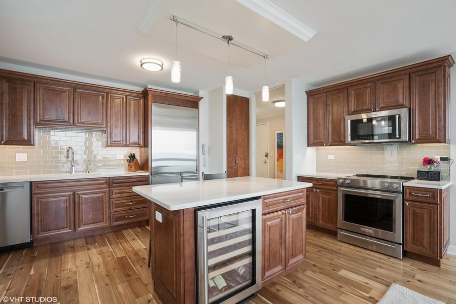 Real Estate Photography - 1240 N. LAKE SHORE Drive, Unit 8A, Chicago, IL, 60610 - Kitchen