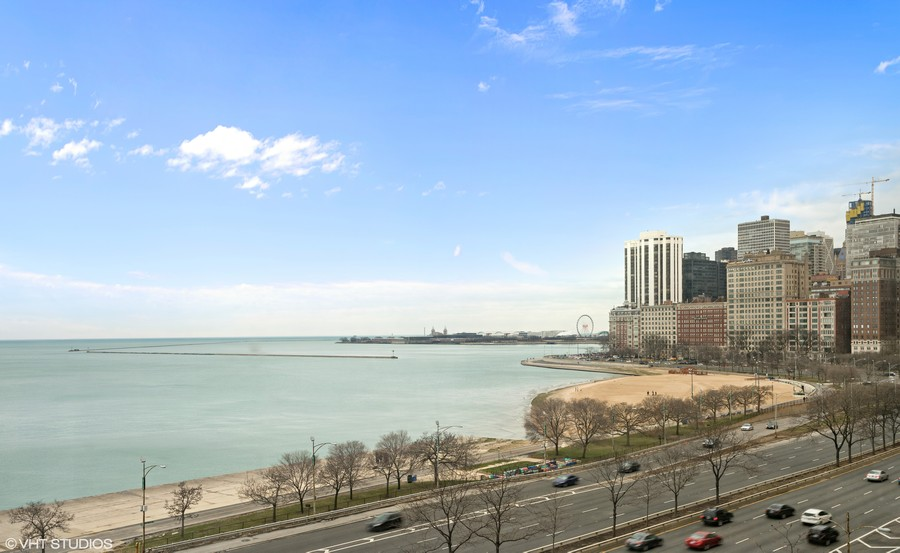 Real Estate Photography - 1240 N. LAKE SHORE Drive, Unit 8A, Chicago, IL, 60610 - View