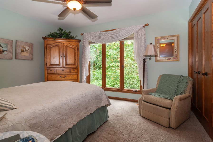 Real Estate Photography - 2S370 Madison St, Wheaton, IL, 60189 - 4th Bedroom